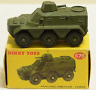 DINKY 676 ARMOURED PERSONNEL CARRIER, NEAR-MINT MODEL W/ VG+ BOX!