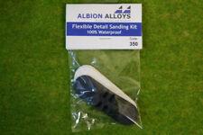 Albion Alliages flexible détail Ponçage Kit code 350