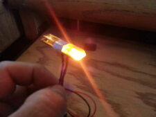 """1/24 Street Hawk Amber for construction LED. """"TOY"""""""