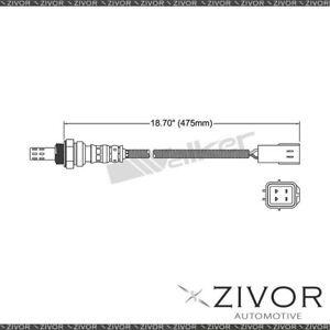 New Oxygen Sensor For Renault Koleos 2.5L 2TR700