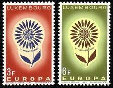 Luxembourg 1964 Mi 697-98 ** Europa Cept