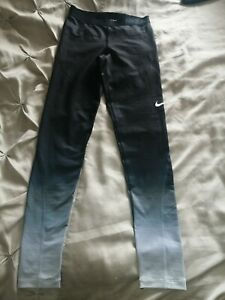 Nike Ombre Gym/exercise Leggings. Size Small