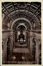 Rom Roma Italien Italia Vatikanstadt Vatikan Vaticano ~1930 Petersdom St. Petri