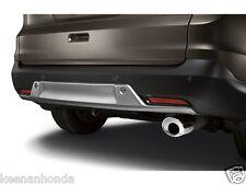 Genuine OEM Honda CR-V Rear Skid Plate Garnish 2012 - 2014 CRV