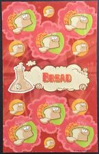 Dr. Stinky's Scratch & Sniff Stickers - Bread - Excellent!!