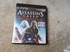 Attentäter Creed Revelations-für das Sony PS3-Playstation 3