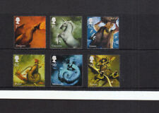 2009 MYTHICAL CREATURES UMM SG2944-SG2949 BELOW FACE