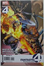 Fantastic Four #557 (Jul 2008, Marvel) Who is the Anti-Galactus? (C2497)