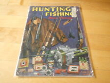Vintage Fishing and Hunting Magasine  Nice   Rods Reels's n Deals