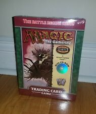 7th Edition (Seventh) 2 Player Starter Deck w/ CD | Factory Sealed Magic MTG