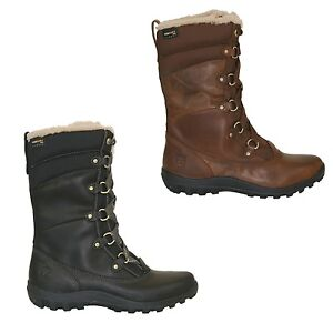 Timberland Mount Hope Boots Waterproof Women Winter Boots Snow Boots