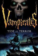 Vampirates: Tide of Terror, Somper, Justin, 0316014451, Book, Good
