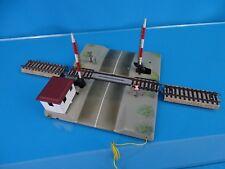 Marklin 7192 Electric Level Crossing M Track