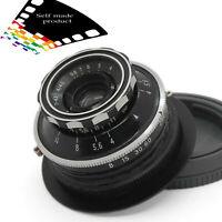 #Lomography#Soviet#creative_souvenir_lens_T-43_f4/40mm_black#for#APS_Sony_NEX