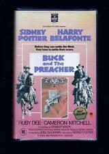 Buck and the Preacher - (1971)1986 - VHS - Western/Action,  RCA/Columbia