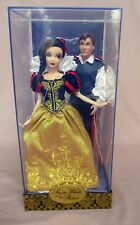 Disney Fairytale Designer Collection Snow White And The Prince Dolls New In Box