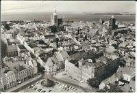 """Ansichtskarte Stralsund """"Stadtansicht - Kirche - Zentrum"""" - schwarz/weiß"""