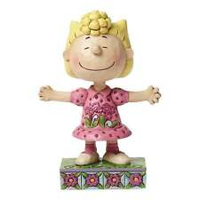 Jim Shore Sassy Sally Peanuts Figurine New Boxed 4049406