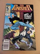 Punisher (vol 2) 23 . Marvel 1989 -   VF - minus