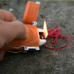 UST TEKFIRE PRO FUEL-FREE LIGHTER,RECHARGEABLE,UTILITY CORD,WINDPROOF,FLAMELESS