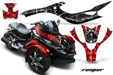 AMR Racing Can Am BRP RS Spyder Graphic Kit Wrap Roadster Sticker Decal REAPER R
