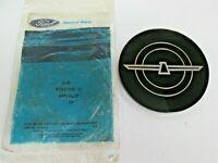 NOS 1980 81 82 Thunderbird Wheel Center Applique E0SZ-1137-D