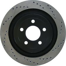 StopTech Disc Brake Rotor Rear Left for 2015 - 2017 Ford Mustang # 128.61109L