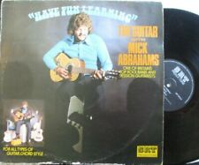 MICK ABRAHAMS ~ Have Fun Learning The Guitar ~ VINYL LP