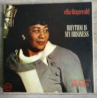 Reel to reel tape Ella Fitzgerald with Bill Doggett /bande magnétique audio