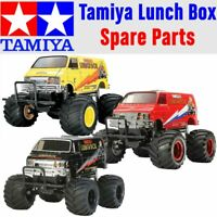 Tamiya Lunch Box 58347 Black 58546 Red 47402 RC Spares - Choice of Spare Parts