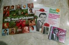 Lot 2 LP's + CD - Frank Sinatra Have Yourself a Merry Little Christmas HS 11200