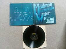ELTON JOHN - LP - MADMAN ACROSS THE WATER - DJM - UK - DJLPH.420 - YEAR 1971