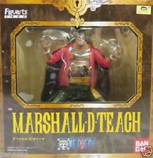 New Bandai Figuarts Zero One Piece Blackbeard Marshall D. Teach PVC From Japan