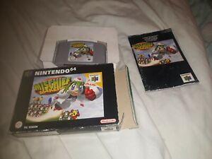 Mischief makers Nintendo 64