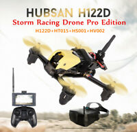 Hubsan H122D Pro X4 STORM 5.8G FPV Micro Racing Drone Quadcopter 720P+Goggles,US