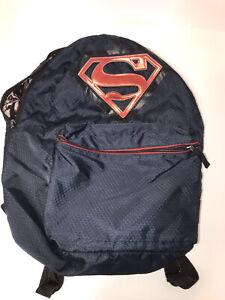 DC COMICS SUPERMAN REVERSIBLE FLIP PAK BACKPACK
