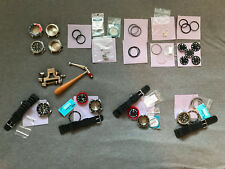 4+ VINTAGE SEIKO DIVER WATCHES & EXTRAS -FOR PARTS/REPAIR -LARGE LOT! 7S26 7002