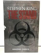 Marvel STEPHEN KING THE STAND OMNIBUS Hardcover HC W/SLIPCASE - NEW - MSRP $150