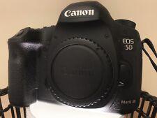 Canon EOS 5D Mark III 22.3MP Fotocamera Reflex Digitale Solo Corpo-Nero