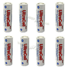 8 pcs Pack Dummy Battery AA Conduct Conductor Electric Current Ultracell plus