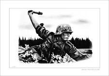 GERMAN INFANTRY SOLDIER      WORLD WAR II      LIMITED EDITION