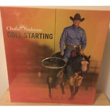 **AUTHENTIC** Brand new in factory sealed box-Clinton Anderson Colt Starting Kit