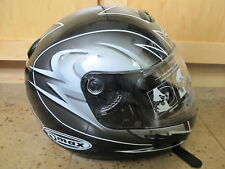 GMAX Sierra Motorcycle Helment Full Face Black Small New