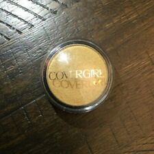 CoverGirl Flamed Out Shadow Pot #320 MELTED GOLD Eye Shadow NWOB