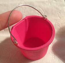 Bucket with Handle 1:9 Scale for Traditional Breyers & Model Horses. Any color