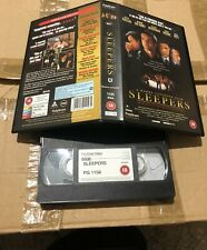 SLEEPERS {VHS/PAL} ALL STAR CAST! ORIGINAL BIG BOX VIDEO. RARE & OOP ~ DELETED!!