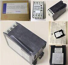 Siemens thermistor-protección del motor 3un6044 220vac frío director-termosensor