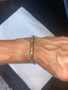 GAS Bijoux Strada Bracelet Gold - Brand New and Never Worn