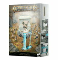 Shrine Luminor Lumineth Realmlords Warhammer AOS Age of Sigmar NIB