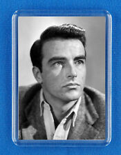 Montgomery Clift - Classic Film Star Fridge Magnet - (7cm x 4.5cm) - Gift Idea